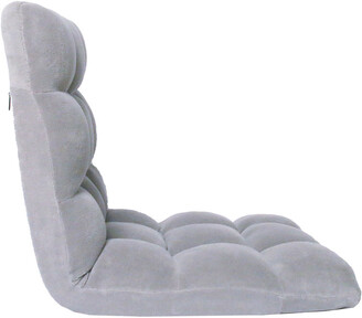 Chic Home Daphene Grey Recliner Chair
