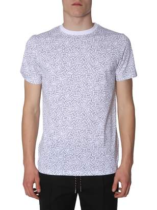 Christian Dior T-shirt With All-over Print