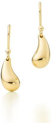 Tiffany & Co. Elsa Peretti Teardrop earrings in 18k gold