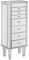 Southern Enterprises Dayna Mirrored Jewelry Armoire