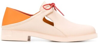 Camper TWS colour-block loafers