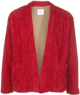 Ts(S) Open Front Cardigan