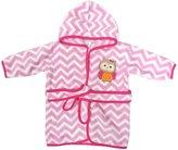 Neat Solutions Fleece Bath Robe - Owl