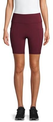 """Avia Women's Flex Tech 7"""" Bike Shorts"""