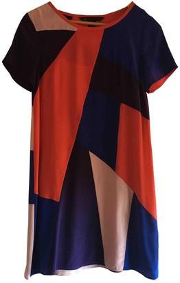 Marc by Marc Jacobs Multicolour Silk Dress for Women