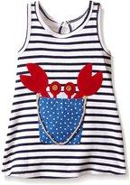 Mud Pie Little Girls Crab Dress