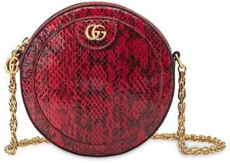 Gucci GG round cross-body bag