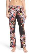 Flora Nikrooz Women's Frida Floral Print Lounge Pants