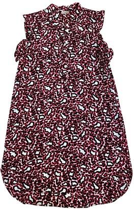 Stella McCartney Red Silk Dresses