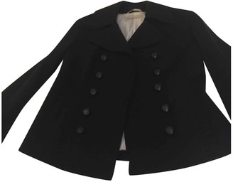 Stefanel Blue Wool Coats