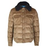 Dolce And Gabbana Corduroy Quilted Jacket