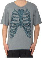 Alexander McQueen Oversize Crew Neck T-shirt