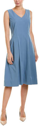 Lafayette 148 New York Noreen A-Line Dress
