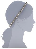 Jane Tran Studded Crystal Headband