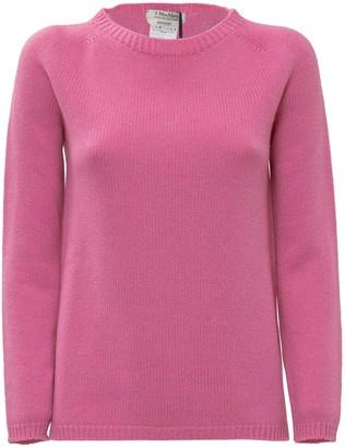 S Max Mara 'S Max Mara Crewneck Knitted Sweater