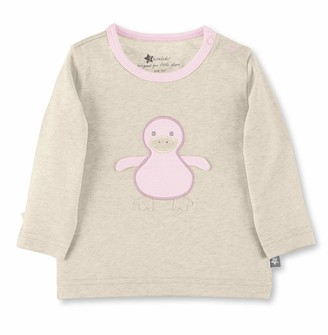 Sterntaler Long-Sleeve Shirt for Babies and Toddlers Duck Motif Size: 18-24m