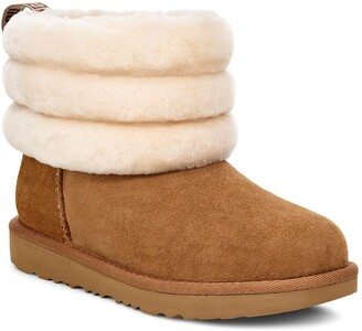 UGG Fluff Mini Quilted Boot