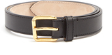 Burberry Trench textured-leather belt