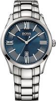 HUGO BOSS 1513034 Ambassador stainless steel watch