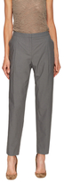 Lafayette 148 New York Minetta Cotton Slim Pant