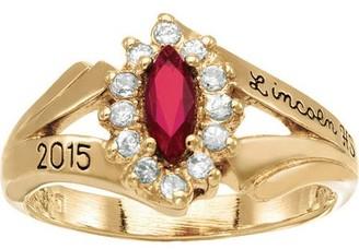 Keepsake Girl's Marquis Fashion Class Ring