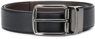 Coach Wide Reversible Belt