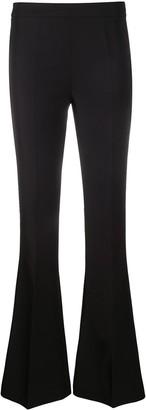 Blanca Vita Flared Suit Trousers