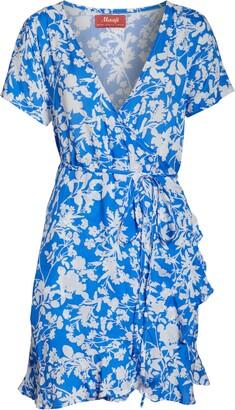 Maaji Port Lucaya Cover-Up Wrap Dress