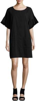 Vince Camuto Cotton Shift Dress