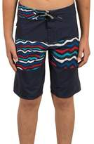 Volcom Boy's Macaw Mod Board Shorts