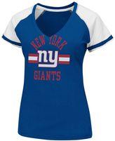 New york giants go for two ii tee - women