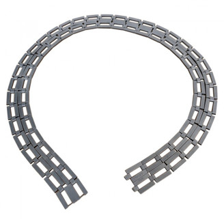 Chanel Anthracite Metal Belts