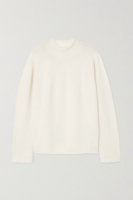 Theory Cashmere Sweater - Ivory