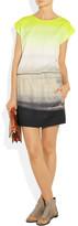 Diane von Furstenberg Tara printed crepe de chine dress