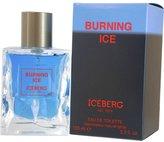 Iceberg Burning ice for men eau de toilette spray 3.3 oz