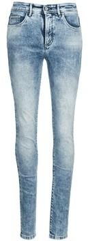 Salsa CARRIE PUSH IN women's Skinny Jeans in Blue