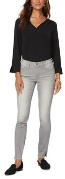 NYDJ Grace Tummy-Control Skinny Jeans