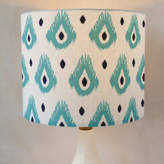 Minted Tales from India Drum Lampshades