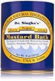 Dr. Singha's Dr. Singha's, Mustard Bath, 8 Ounce