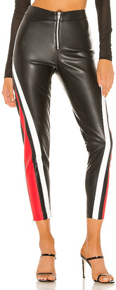 superdown Janica Faux Leather Pant