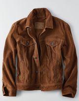 American Eagle AEO Suede Jacket