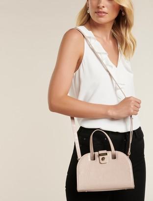 Ever New Cami Mini Bowler Crossbody Bag