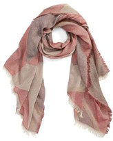 BP Women's Geo Chevron Print Scarf