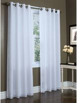 Commonwealth Home Fashions Rhapsody Grommet Top Window Curtain Panel