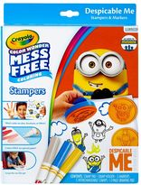 Crayola Despicable Me Color Wonder Stampers Set