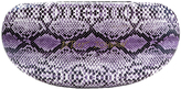 Betsey Johnson Purple Reptile Hard Case