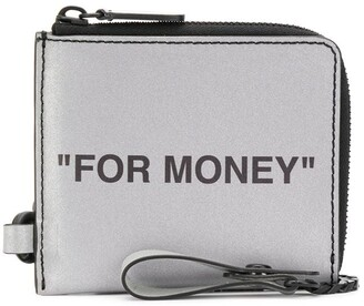 Off-White Off White For Money chain wallet