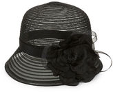 Scala Fancy Mesh Cloche