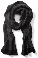 Banana Republic Jacquard Knit Scarf