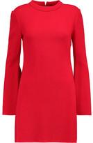 Ellery Duckie Faille Mini Dress
